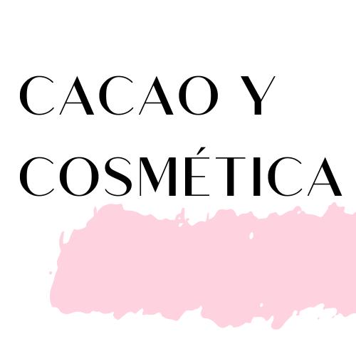 CACAO EN COSMETICA